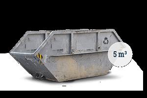 5 CBM Container