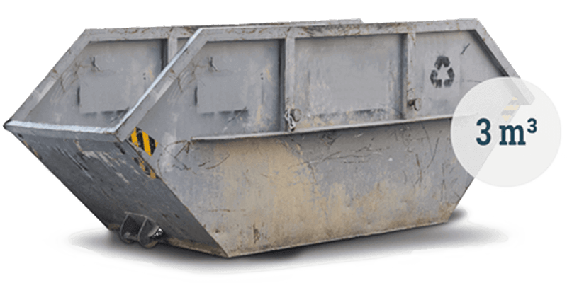 3 Kubik Container