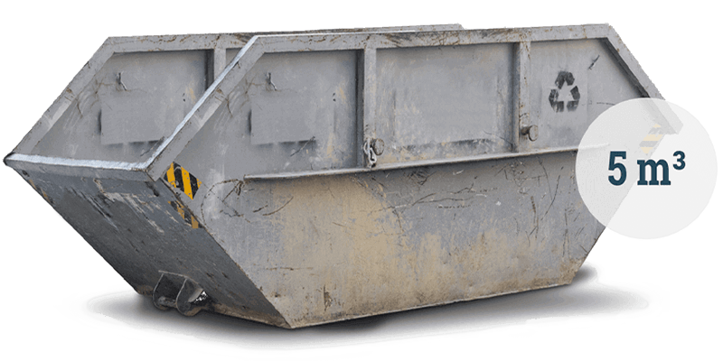 5 CBM Container Muenster