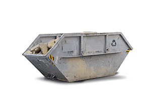 Container für Beton und Estrich