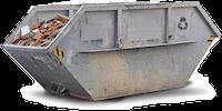Container für Baustelle