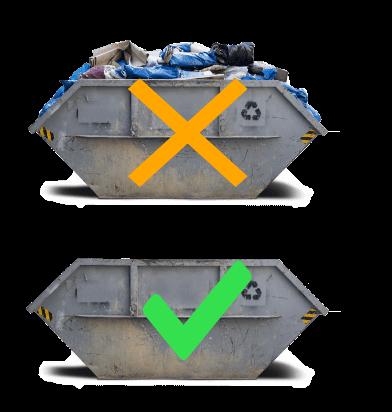 Bodenaushub Container