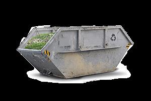 Container für Kompost