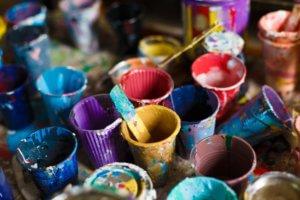 Farben entsorgen