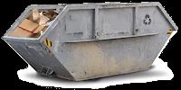 Container für Pappe und Kartons