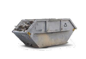 Container für Stahlbeton und Estrich