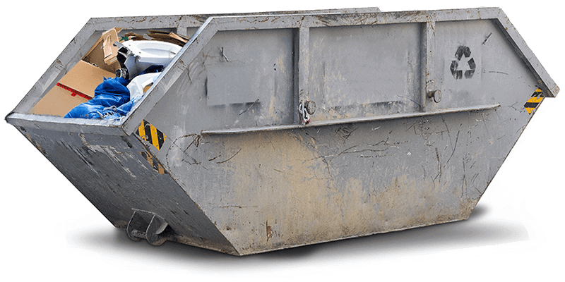 Container für Siedlungsabfälle