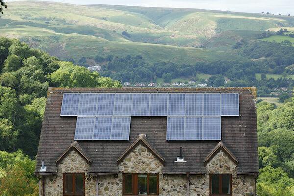 Alte Solaranlage entsorgen